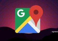 Pesquisa Google introduz Dark Mode no Google Maps