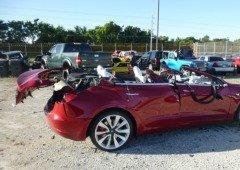 Piloto automático da Tesla responsável por acidente que envolveu um Model 3