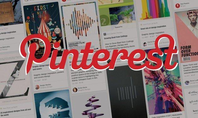 Pinterest Rede Social