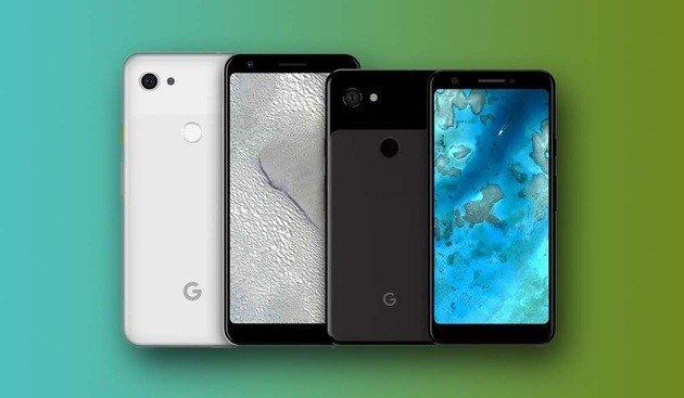 Google Pixel 3a preços