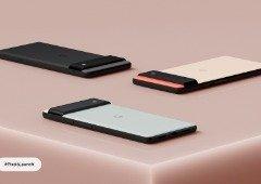 Pixel 6 é oficial e chega com 8 GB de RAM e uma câmara dupla com um sensor de 50 megapixéis