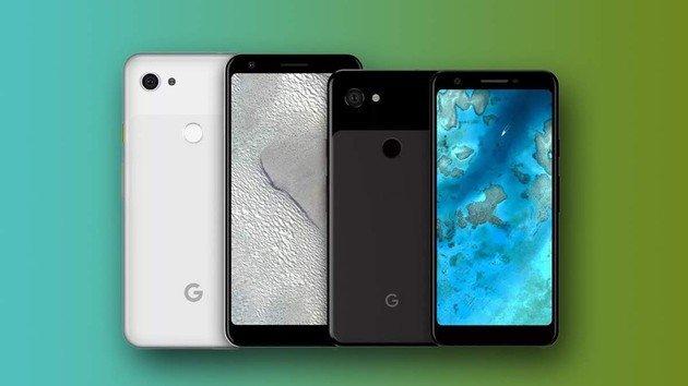 Google Pixel 3a Pixel 3a XL