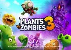 Plants vs Zombies 3 chegará em breve para Android e iOS com muitas novidades!