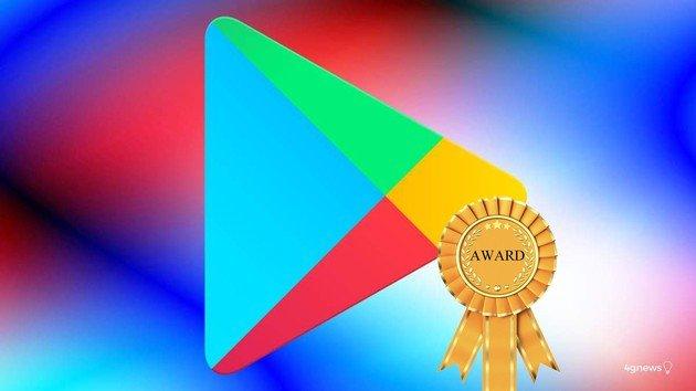 Prémios Google Play Store