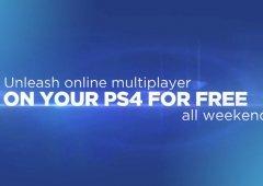 Playstation 4 Network grátis durante o fim de semana