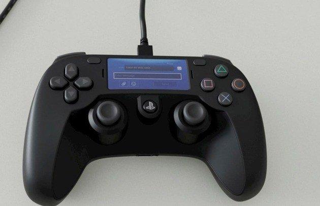 PlayStation 5 comando, será este?