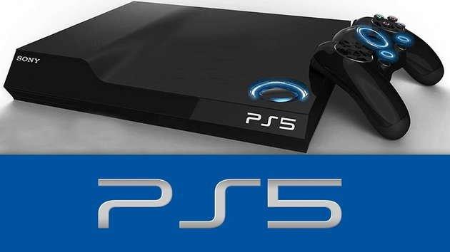 PS5 conceito
