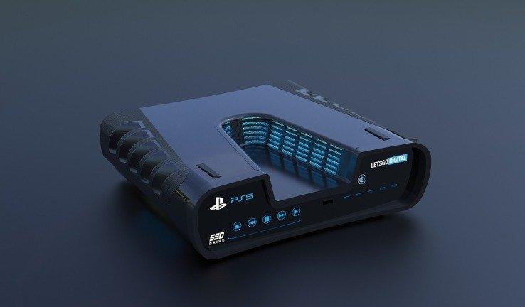 PlayStation 5: conceito da consola da Sony deixa-nos fascinados