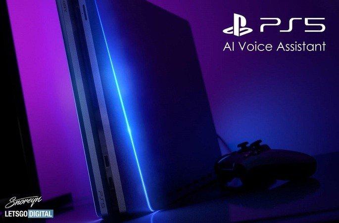 PlayStation 5 conceito
