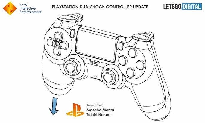 Comando da PlayStation 5