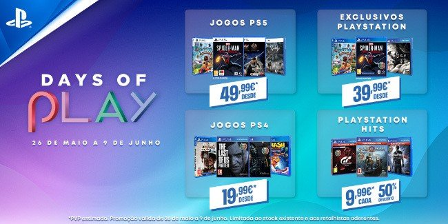 Sony PlayStation Days of Play 2021