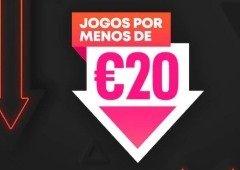 "PlayStation Store surpreende com campanha ""Jogos por menos de 20€"""