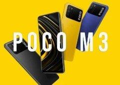 POCO M3: será assim o próximo smartphone barato da Xiaomi?