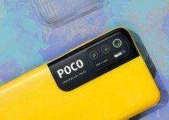 POCO prepara o lançamento de mais um smartphone barato