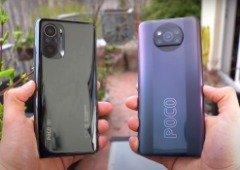 Xiaomi POCO X3 Pro ou POCO F3: qual tem melhor autonomia (vídeo)