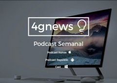 Podcast 4gnews 124: Surface Studio, novos Macbook Pro, Xiaomi Mi Mix & mais...