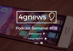 "Podcast 4gnews 118 já disponível: Surface Phone, Xiaomi Mi 5S, 3.5"" no Macbook & mais"