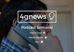 Podcast 4gnews 120 já disponível: Evento Google Pixel Phones, RIP Blackberry, Aquaris U...