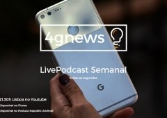 Podcast 4gnews 121 já disponível: Google Pixel's, Note7 continua explosivo, UBER vs World e mais...