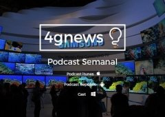 Podcast 4gnews 133: CES17, Nokia 6, Galaxy S8 e Assistentes virtuais!