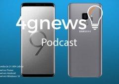 Podcast 187: Samsung Galaxy S9 e antevisão da MWC