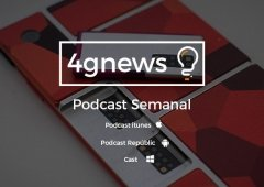 Podcast 4gnews 126: OnePlus 3T, Huawei Mate 9 Pro, Project ARA e mais
