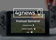 Podcast 4gnews 123: Nintendo Switch, Xiaomi Mi Note 2 e novos MAC