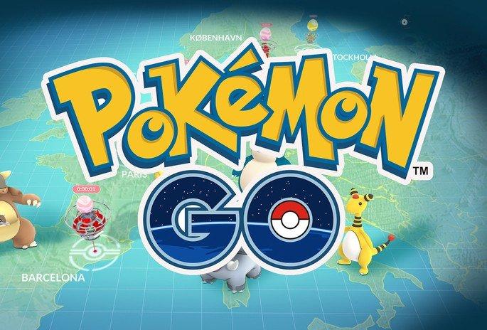 Pokémon Go atualização