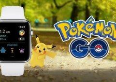 Pokemon Go já chegou ao Apple Watch