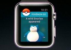 Pokémon GO chegará afinal ao Apple Watch