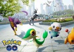 Pokémon GO: conhece os novos Pokémon da 5ª geração. Já disponíveis