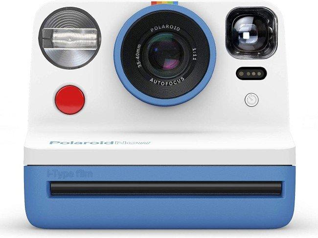 Câmara Polaroid Now 9030 em azul