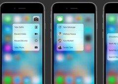 3D Touch nos iPhones parece estar a caminho de ser removido