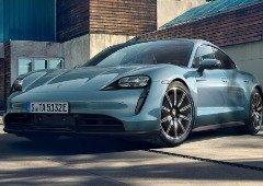 Porsche apresenta o Taycan 4S EV: uma versão mais económica do seu carro elétrico