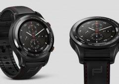 Huawei Watch 2 - Porsche Design entra em cena para nova variante do Smartwatch