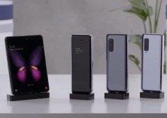 Porta-voz da Samsung afirma que o Galaxy Fold ainda não está pronto