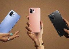 Poupa mais de 80 € na compra do novo Xiaomi Mi 11 Lite