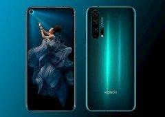 Preços do Huawei Honor 20, Honor 20 Pro e Honor 20 Lite em Portugal
