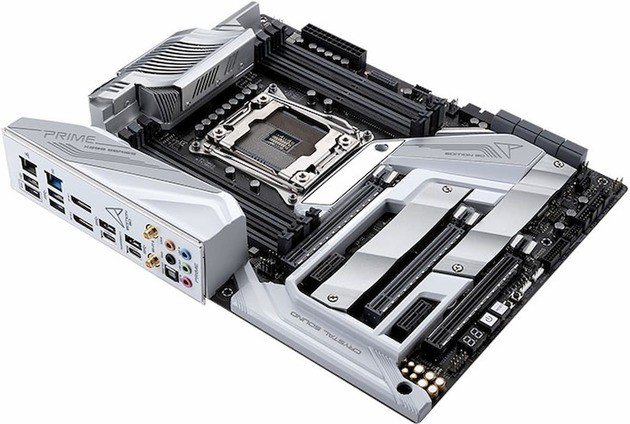 asus prime x299 edition 30 motherboard