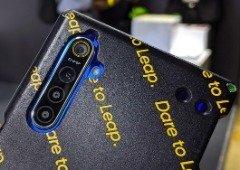 Primeira experiência 'hands-on' com a câmara de 64MP no smartphone da Realme! (vídeo)