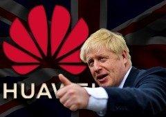 Primeiro Ministro do Reino Unido dá voto de confiança à Huawei