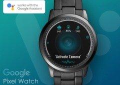 Primeiro relógio da Google poderá chegar com câmara fotográfica integrada!