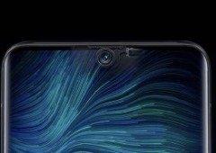 Primeiro smartphone com câmara embutida no ecrã começa a dar nas vistas