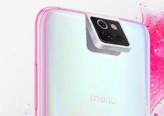 Primeiro smartphone da Meitu com design da Xiaomi será o 'Rei das selfies'
