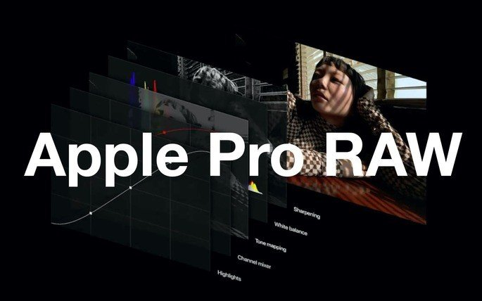 Apple Pro Raw