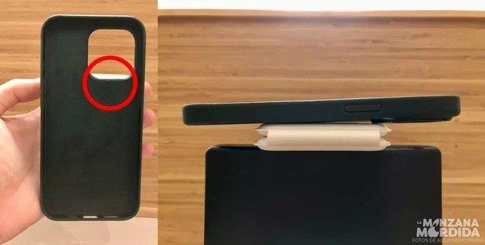 MagSafe Duo não assenta da melhor forma em capa do iPhone 13 Pro