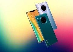 Processador do Huawei Mate 30 Pro deixa a desejar no AnTuTu Benchmark