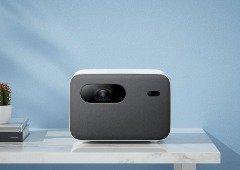 Projetor da Xiaomi com Android TV está com mais de 250 € de desconto (tempo limitado)