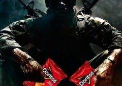 Próximo Call of Duty Black Ops tem nome revelado num pacote de Doritos!