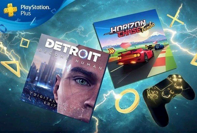 ps plus playstation 4 detroit become human